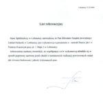 Referencje Bank Spółdzielczy w Łobżenicy